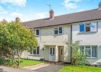 Thumbnail 3 bed terraced house for sale in Elliott Drive, Wellesbourne, Warwick