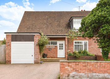 Thumbnail 3 bed semi-detached house for sale in Henley On Thames, Oxfordshire