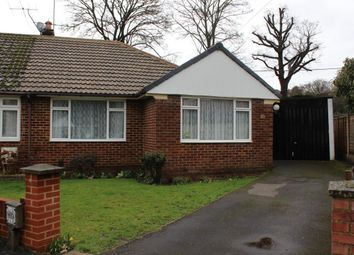 Thumbnail 2 bed bungalow for sale in Warwick Road, Ash Vale