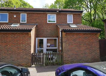 Thumbnail 3 bed terraced house for sale in Walsingham Close, Gillingham