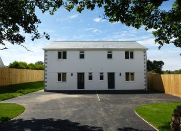 Thumbnail 3 bed semi-detached house for sale in Gears Lane, Goldsithney, Penzance