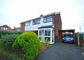 Thumbnail 3 bedroom semi-detached house for sale in Windsor Grove, Ashton-Under-Lyne