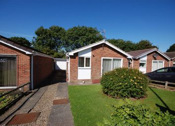 Thumbnail 2 bed detached bungalow for sale in The Paddock, Killingworth, Newcastle Upon Tyne