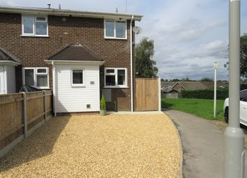 Thumbnail 2 bed semi-detached house for sale in Oak Road, Alderholt, Fordingbridge