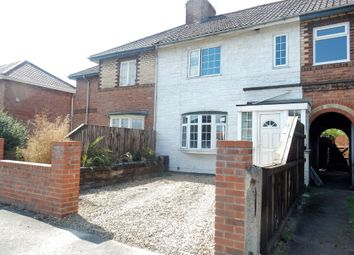 Thumbnail 3 bed terraced house for sale in Suffolk Road, Bircotes, Doncaster