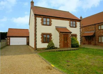Thumbnail 3 bed detached house to rent in Webbs Way, Hockwold, Thetford