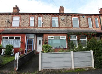 Thumbnail 2 bed terraced house for sale in Princess Road, Urmston, Manchester