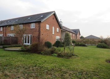 Thumbnail 4 bed terraced house to rent in Clive Green Lane, Stanthorne, Middlewich