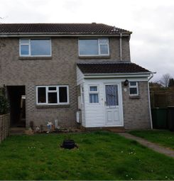 Thumbnail 4 bedroom end terrace house for sale in Monkton Crescent, Poole