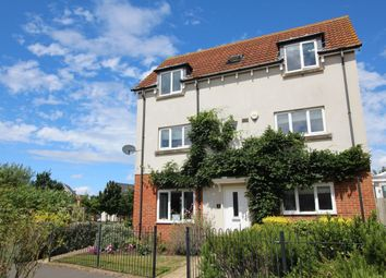 Thumbnail 5 bed semi-detached house for sale in Fennel Road, Portishead, Bristol