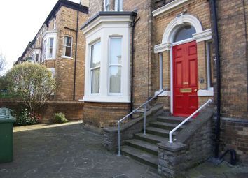 Thumbnail 1 bedroom flat to rent in Princess Royal Terrace, Scarborough