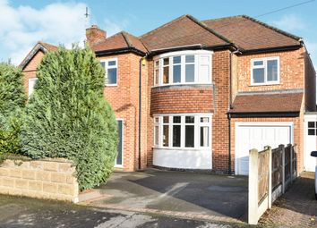 Thumbnail 4 bed detached house for sale in Walford Road, Rolleston-On-Dove, Burton-On-Trent