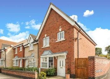 Thumbnail 3 bed semi-detached house for sale in Gosford Road, Beccles