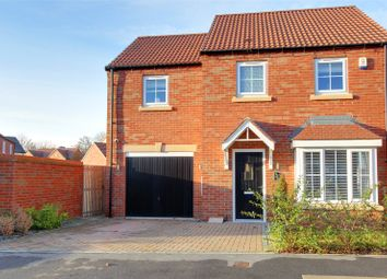 Thumbnail 4 bed detached house for sale in Longleat Avenue, Elloughton, Brough, East Yorkshire