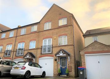 Thumbnail 3 bed town house for sale in Plant Close, Dawley Bank, Telford