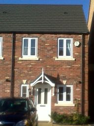 Thumbnail 2 bed town house to rent in Kents Grove, Goldthorpe