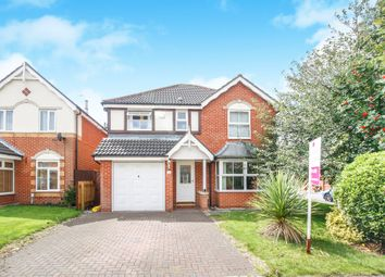 Thumbnail 4 bedroom detached house for sale in Butterfly Meadows, Beverley