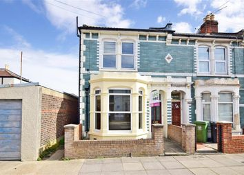 Thumbnail 3 bedroom end terrace house for sale in Paddington Road, Portsmouth, Hampshire