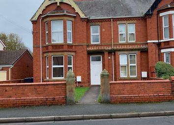 Thumbnail 1 bed flat to rent in Queen's Walk, East Rhyl
