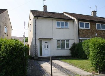Thumbnail 2 bed semi-detached house for sale in Border Drive, Leicester