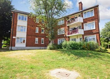 Thumbnail 3 bed flat for sale in Croft Lodge Close, Woodford Green, Essex