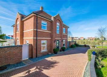 Thumbnail 4 bed detached house for sale in Cygnet Walk, Stanway, Colchester, Essex