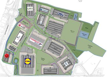 Thumbnail Warehouse for sale in Gateway Plot, Southgate Way, Orton Southgate, Peterborough