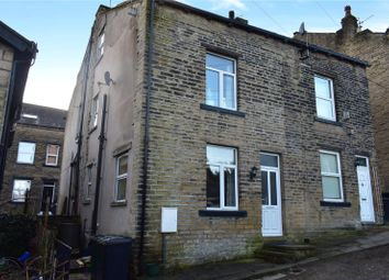 Thumbnail 3 bed semi-detached house for sale in Earl Street, Haworth, Keighley, West Yorkshire