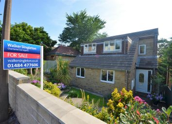 Thumbnail 4 bedroom detached house for sale in Lawrence Road, Marsh, Huddersfield