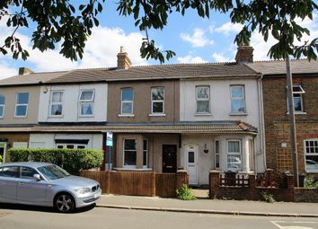 Thumbnail 3 bed terraced house for sale in Swan Road, Feltham