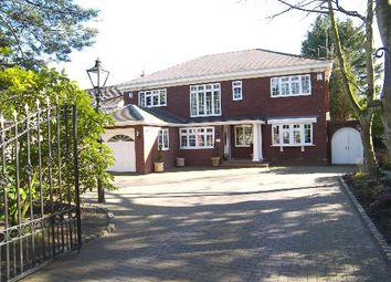 Thumbnail 4 bed detached house for sale in Victoria Road, Freshfield, Liverpool