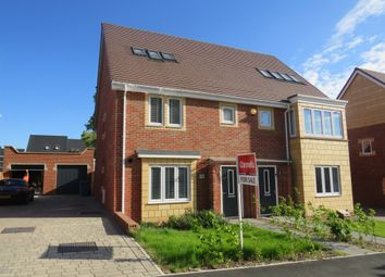 Thumbnail 4 bed town house for sale in Kennedy Avenue, High Wycombe