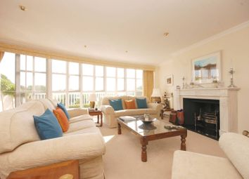 Thumbnail 3 bed flat to rent in Mead Lane, Chertsey