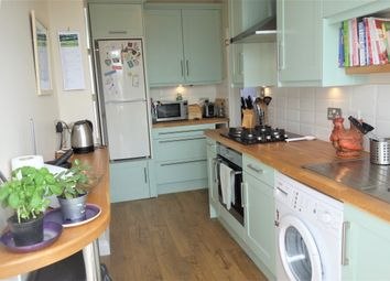 Thumbnail 1 bed flat to rent in Church Road, Penarth