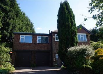 Thumbnail 5 bed detached house for sale in Woodburn Road, Manchester
