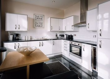 Thumbnail 1 bed flat to rent in Marina Court, Castle Street, Hull