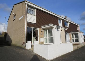 Thumbnail 2 bed property to rent in Downfield Way, Plympton, Plymouth