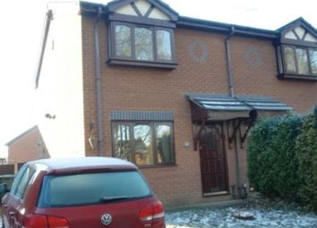 Thumbnail 2 bed property to rent in Spinney Walk, Ruabon