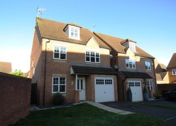 Thumbnail 5 bedroom detached house for sale in Kirtley Close, Watnall, Nottingham