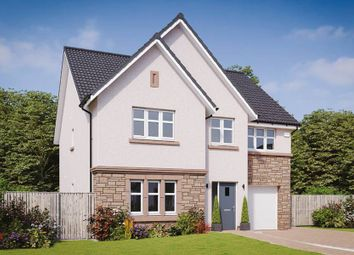 "Thumbnail 5 bed detached house for sale in ""The Crichton"" at Birdston Road, Milton Of Campsie, Glasgow"