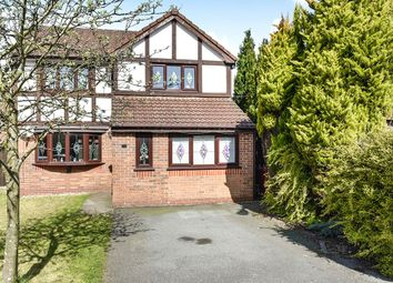 Thumbnail 4 bed detached house for sale in Briarswood Close, Whiston, Prescot, Merseyside