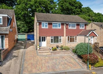 Thumbnail 3 bed semi-detached house for sale in Clearbrook Close, High Wycombe