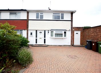 Thumbnail 3 bed semi-detached house for sale in Stratfield Road, Borehamwood