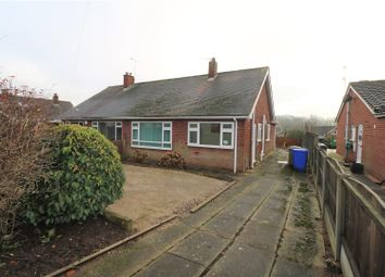 Thumbnail 3 bed semi-detached bungalow for sale in Werburgh Road, Trentham, Stoke On Trent