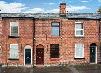 2 bed terraced house for sale in Shaw Street, Macclesfield SK11