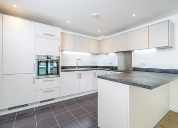Thumbnail 1 bed flat to rent in Lapwing Heights, Waterside Way, London