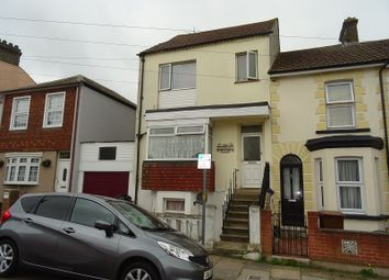 Thumbnail 6 bed end terrace house for sale in Saxton Street, Gillingham, Kent.