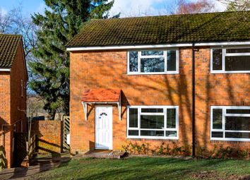 Thumbnail 2 bed semi-detached house for sale in Dale View, Headley, Epsom