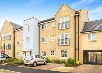 Thumbnail 2 bed flat for sale in Buttercup Avenue, Eynesbury, St. Neots, Cambridgeshire