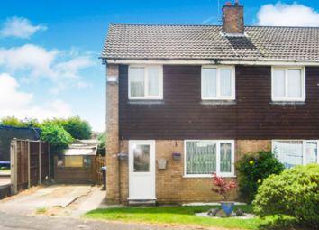 Thumbnail 3 bedroom semi-detached house for sale in Royal Oak Drive, Nottingham